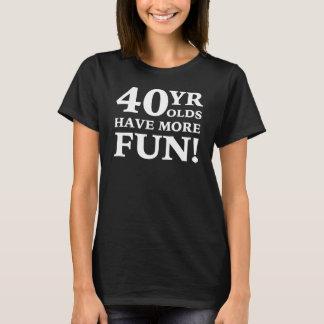 40 Years Old Fun T-Shirt