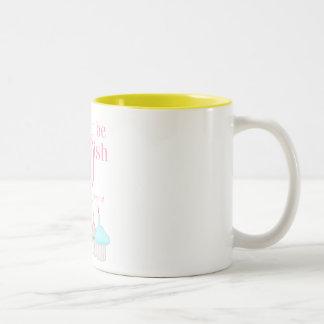 40ish Birthday Two-Tone Mug