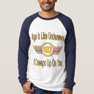 40th Birthday Party Gifts Tee Shirt