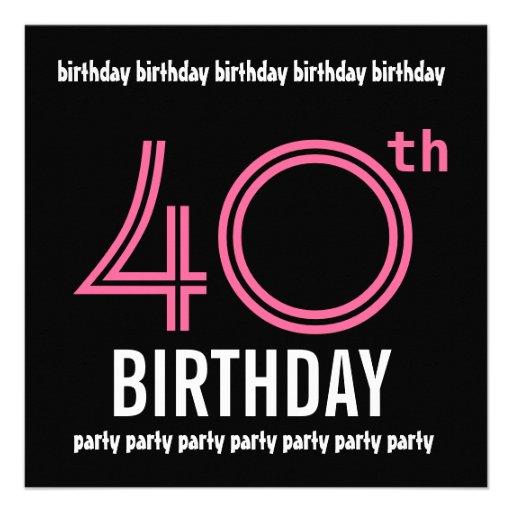 Free 40th birthday invitation templates uk 28 images free free 40th birthday invitation templates uk 40th birthday invitation stopboris Images