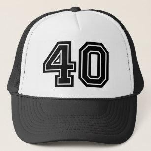 40th Birthday Trucker Hat b134286e92f