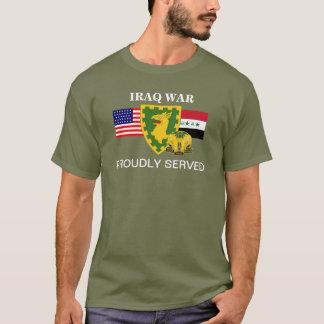 40TH MILITARY POLICE BN IRAQ WAR T-SHIRT