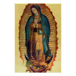40x60 Our Lady Guadalupe Poster Print Picture