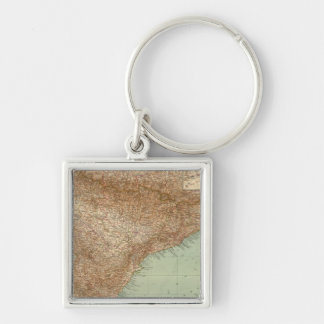 4142 Spain, Portugal, Eastern Key Ring