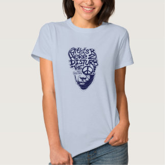 415 Blue Lady Tshirts