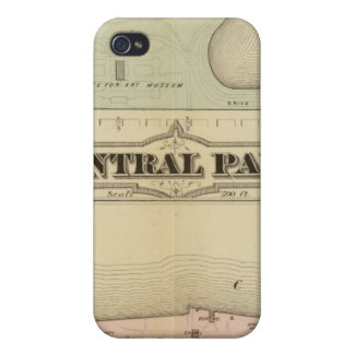41 Central Park, Blackwells Island Cases For iPhone 4