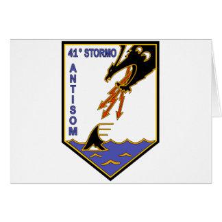41o Stormo Card