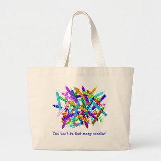 41st Birthday Gifts Jumbo Tote Bag