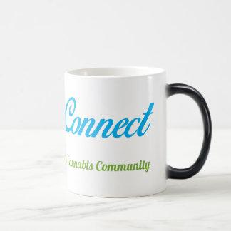 420 Connect Hidden Message Mug