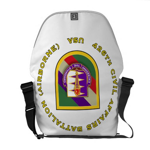 426th CA Bn - Abn Courier Bag