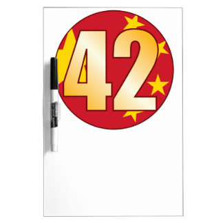 42 CHINA Gold Dry Erase Boards
