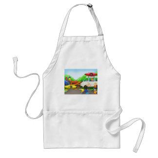 42. farmer standard apron