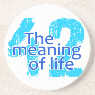 42 Meaning of Life coaster