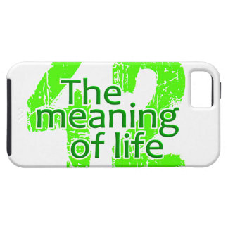 42 Meaning of Life iPhone Case-Mate