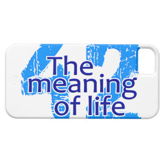 42 The Meaning of Life iPhone 5 Case-Mate
