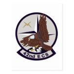 42nd ECS Post Card