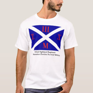 42nd Highland Regiment WZSM T-Shirt