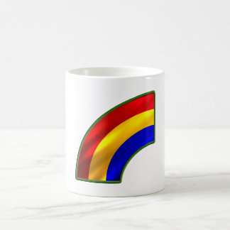 42nd Infantry Division Classic White Coffee Mug