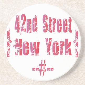 42nd street. coaster