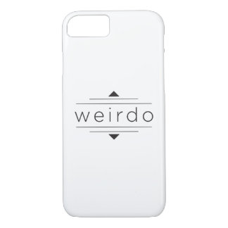 42PlaidStars iPhone 7 Weirdo Case