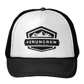 42RunCrew Trucker Cap