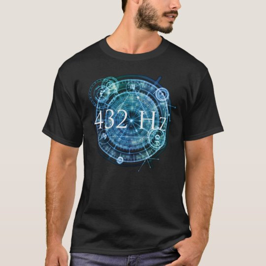 432 Hz - Natural Frequency T-Shirt