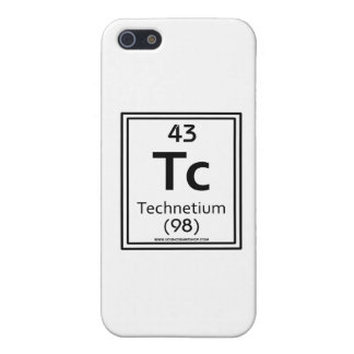 43 Technetium Cover For iPhone 5