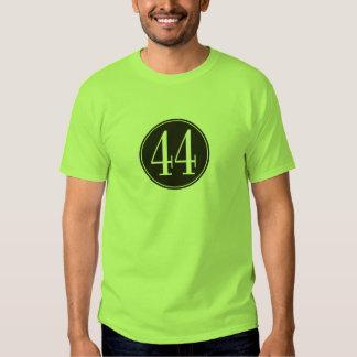 #44 Black Circle T-shirts