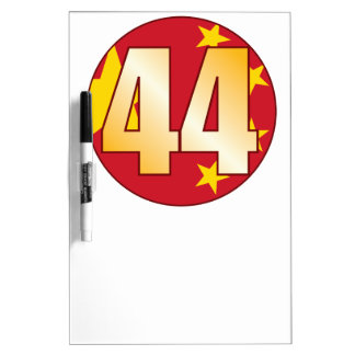 44 CHINA Gold Dry Erase Board