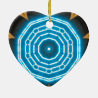 44.jpg Double-Sided heart ceramic christmas ornament