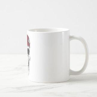44 Parachute Regiment Basic White Mug