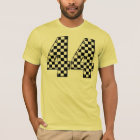 44 racing number T-Shirt