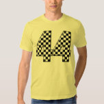 44 racing number tee shirt