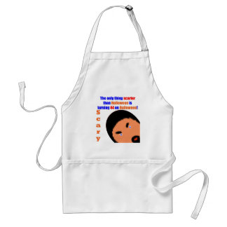 44 Scary Birthday Aprons