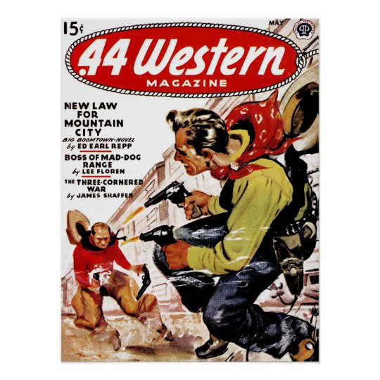 .44 Western - New Law for Mountain City