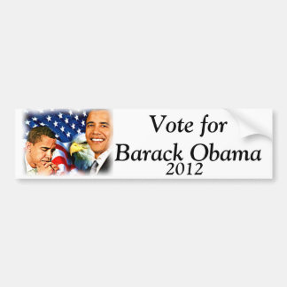 44th & 45th President Barack Obama_ Bumper Sticker