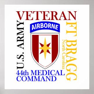 44th MEDCOM - Fort Bragg Print