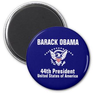 44th President 6 Cm Round Magnet