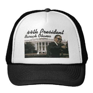 44th President , Barack Obama HAT