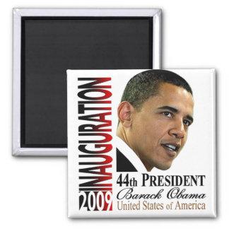 44th President Barack Obama Inauguration Magnet