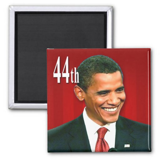 44th President Barack Obama Magnet