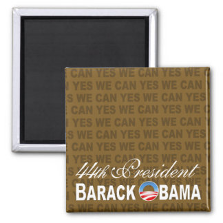 44th President logo Magnet cocoa