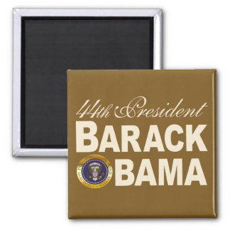 44th President Magnet (cocoa)