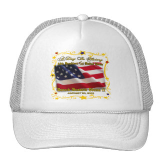 44th President of the USA Gifts and Apparel Trucker Hat