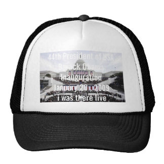 44th President of USA Trucker Hat