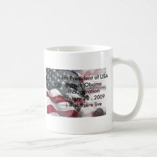 44th President of USA Mug