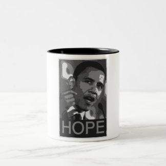 44th President of USA Two-Tone Coffee Mug