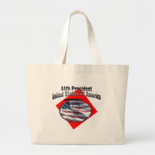 44th President United States Of America Tote Bags