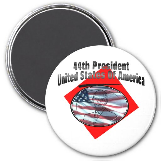 44th President United States Of America Magnet