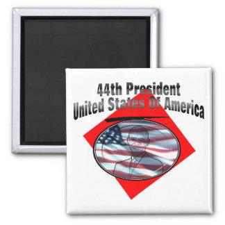 44th President United States Of America Refrigerator Magnet